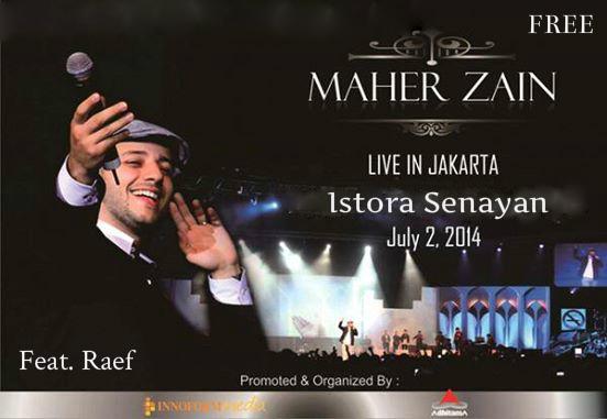 Maher concert