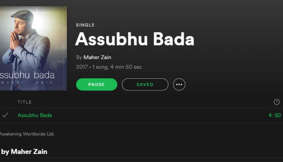 Assubhu Bada
